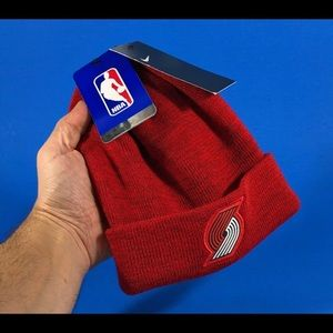 Nike NBA Portland Trail Blazers Beanie